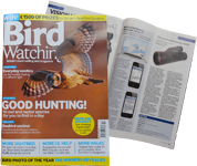 Bird Watching Magazine Oct 12