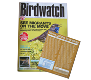 BirdWatch Bird Journal Review